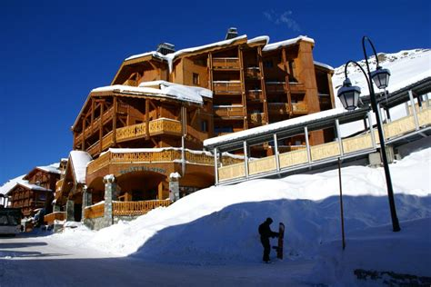 chalet ski val thorens location appartement 6 pi 232 ces 10 personnes 224 val thorens ski planet