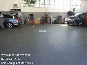 Revetement De Sol Pour Garage : quel carrelage pour un garage excellent carrelage sol et ~ Dailycaller-alerts.com Idées de Décoration