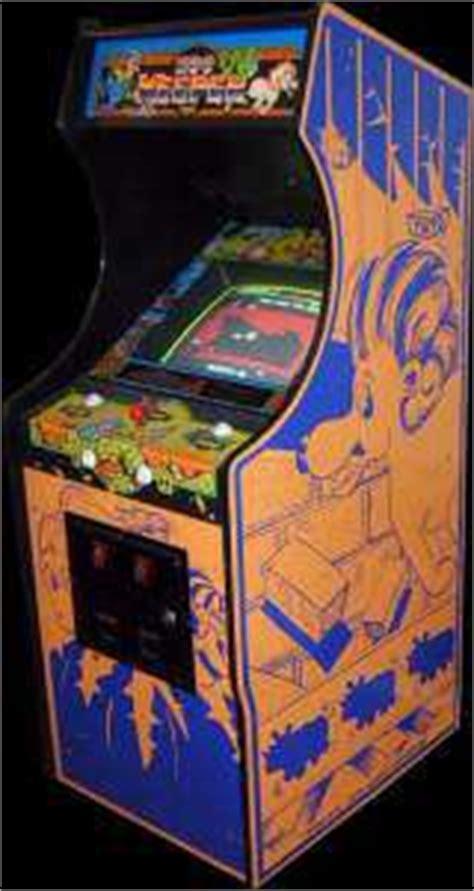 zoo keeper arcade video game  taito america