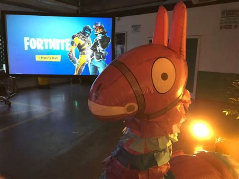 Fortnite Inflatables Gaming Experience With 3d