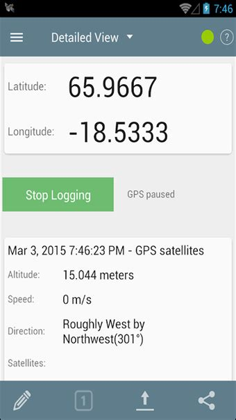 gps logger for android top 7 gps tracker apps for android to log your coordinates