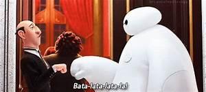 Bata-lata-lata-la - Baymax In Big Hero 6 GIF - Fistbump ...