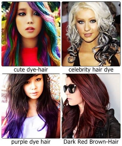 25 Best Ideas About Temporary Hair Color On Pinterest