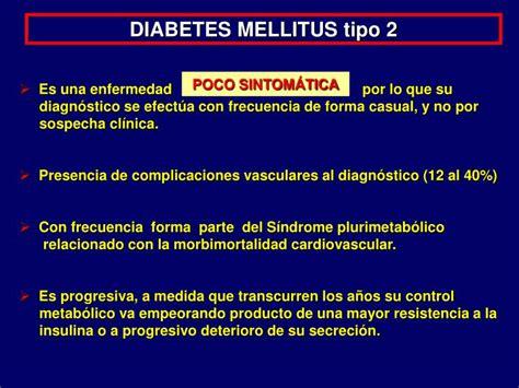 diabetes mellitus tipo  powerpoint