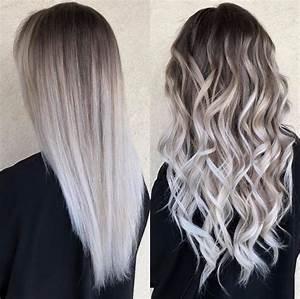 Ombre Hair Blond Polaire : fortuna coiffure home facebook ~ Nature-et-papiers.com Idées de Décoration