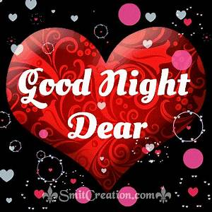 Good Night Gif Pictures and Graphics - SmitCreation.com ...