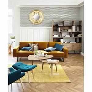 Les 25 meilleures idees de la categorie tapis jaune sur for Tapis jaune avec canapé avec grande assise