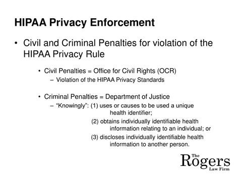 How To Effectively Respond To An Ocr Hipaa Privacy