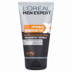 Loreal men face wash