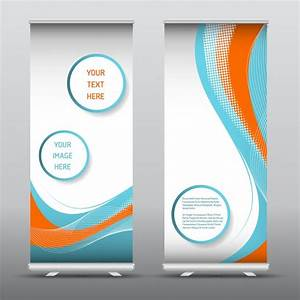 Business banners with an abstract design Vector   Free ...