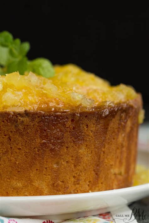step pineapple pound cake call  pmc