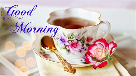 Morning Images Morning Wishes Flowers For You