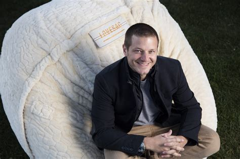shawn nelson lovesac ceo founder of lovesac offers stunning advice for every