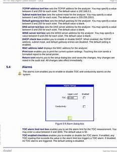 Hach Pat700toc Toc Analyzer User Manual Pat700 Manual
