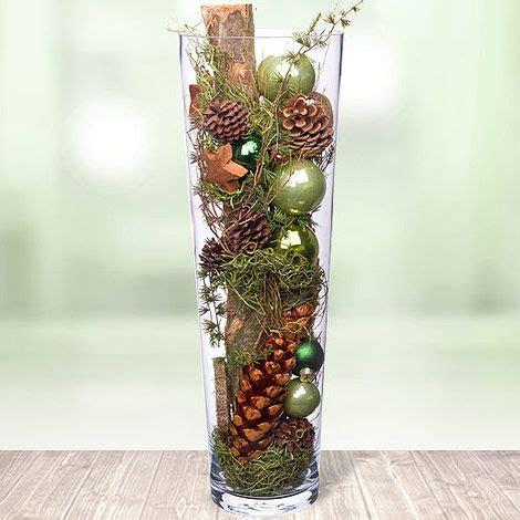 Vase Dekorieren Weihnachten by Alles Liebe Deko Decorations