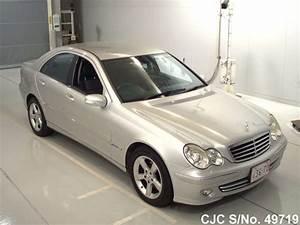 Mercedes Classe C 2005 : 2005 mercedes benz c class silver for sale stock no 49719 japanese used cars exporter ~ Medecine-chirurgie-esthetiques.com Avis de Voitures