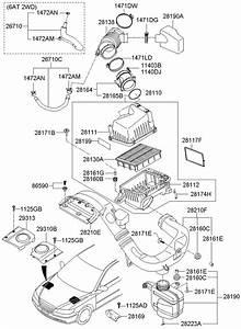 2007 Hyundai Azera Sensor Assembly