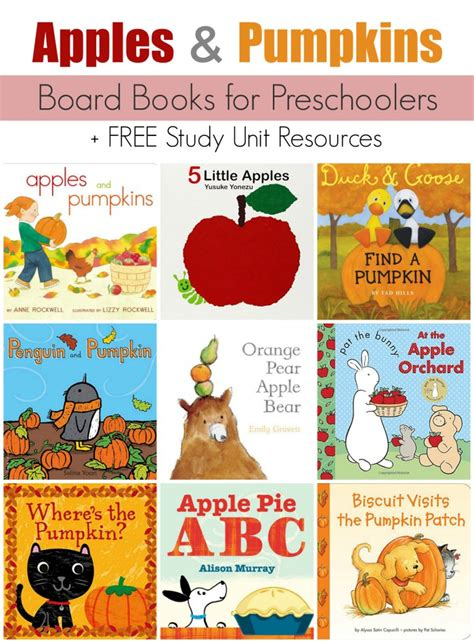 books about pumpkins for preschool children s board books about apples and pumpkins the 586