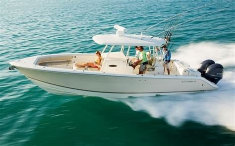 Stepped Hull Fishing Boat by Six Stepped Hull Center Consoles Sport Fishing Gone
