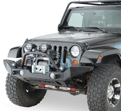 Garvin© 66023 Front G2 Series Full Width Winch Bumper For