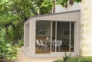 Prix Véranda 10m2 : extension de maison nantes ouest extension ~ Premium-room.com Idées de Décoration