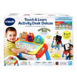 vtech touch learn activity desk at meijer toy books 2016
