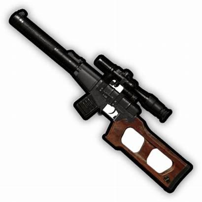 Pubg Vss Clipart Gun Weapons Weapon Bizon