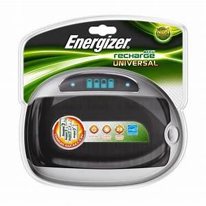 Chargeur De Piles Universel : energizer accu recharge universal chargeur de piles ~ Melissatoandfro.com Idées de Décoration