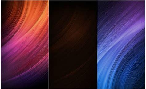 Xiaomi Redmi Note 4 Stock Wallpapers