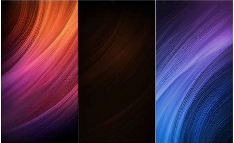 Xiaomi Redmi Note 4 Stock Wallpapers  Fhd [download]