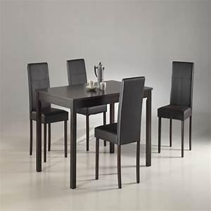 Salle À Manger Pas Cher : ensemble table salle a manger et chaises chaise ~ Melissatoandfro.com Idées de Décoration