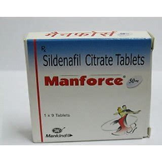 manforce 50 mg 1x9 tablets sex enhancment tablet available