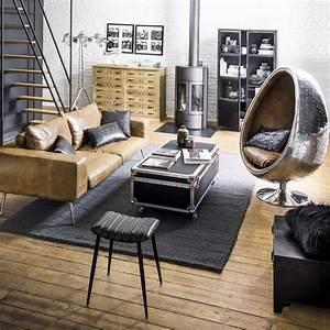 Interieur Style Industriel : conseils d co pour adopter le style industriel ~ Melissatoandfro.com Idées de Décoration