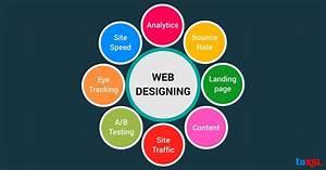Web, Designing