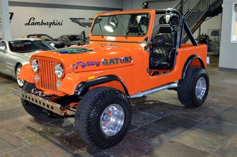 jeep cj information   momentcar