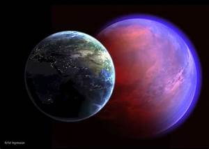 Weird World! 'Oozing' Alien Planet Is a Super-Earth Wonder ...