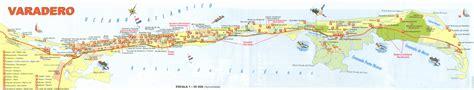map varadero hotels