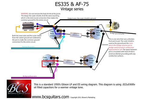 get gibson 57 classic 4 conductor wiring diagram sle