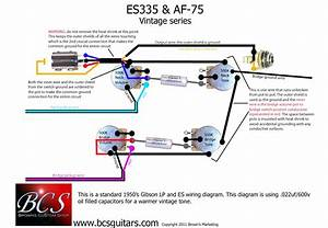 Lucy 57 Les Paul Wiring Diagram