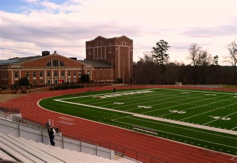 Davidson Football Field - Richardson Stadium