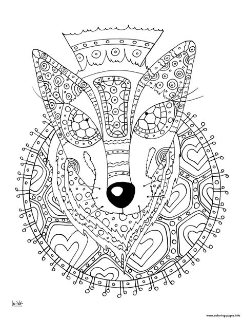 Tribal Pattern Coloring Pages Drone Fest