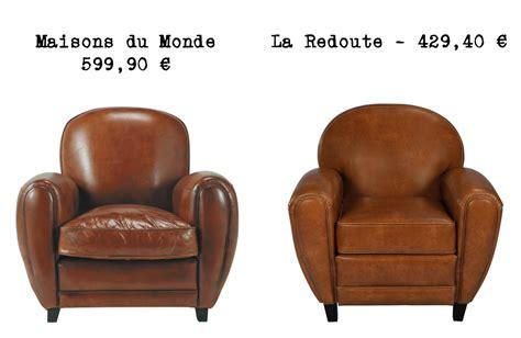 le même en moins cher un fauteuil