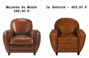 Petit Fauteuil Maison Du Monde : fauteuils maisons du monde perfect chaise et fauteuil ~ Premium-room.com Idées de Décoration