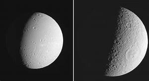 Saturn's Moon Aegaeon (page 4) - Pics about space