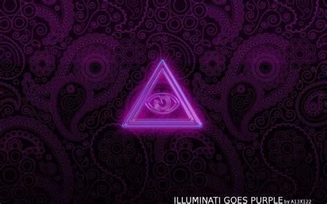 Illuminati Background Illuminati Purple Religion Hd Wallpapers Desktop And