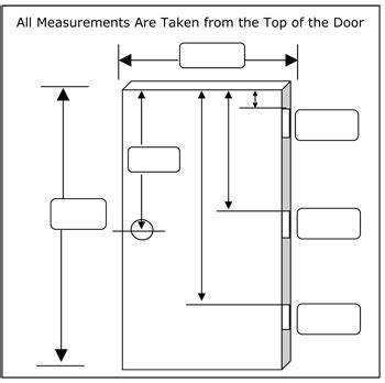 Trend Hing But Template by Measure For Interior Doors Start Your Building Project