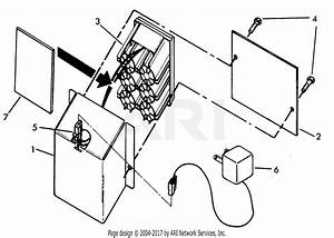 Poulan Xe850pear Mower Parts Diagram For Battery Mounting