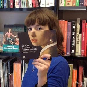 Book face series seamlessly combines real life people with for French bookstore bookface