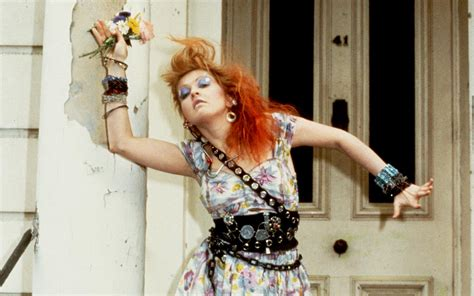 Girl Just Wanna Have Fun Cyndi Lauper S Girls Just Want To Have Fun Turns 30