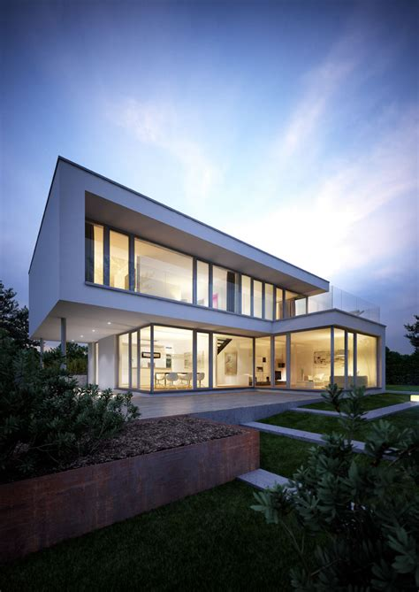 Harmonious Modern House Projects by Vwartclub House Salzburg